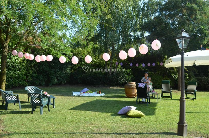 Baby Party Location