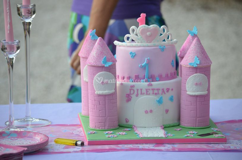 Baby Party Cake