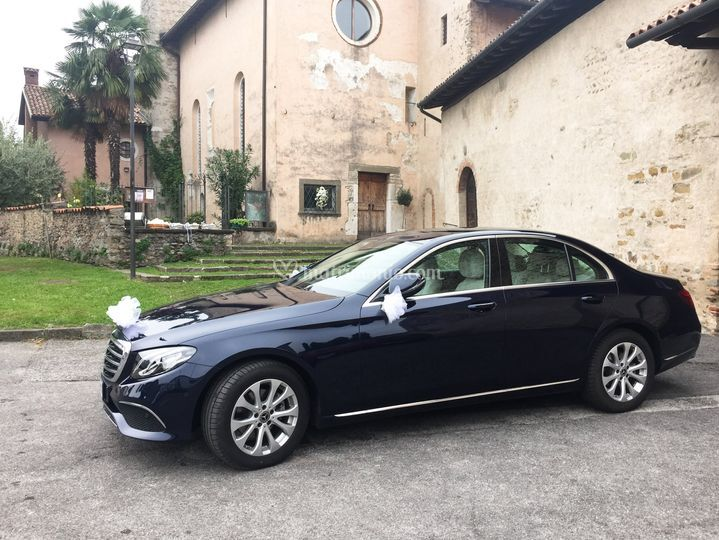 Mercedes E - Stile ed eleganza