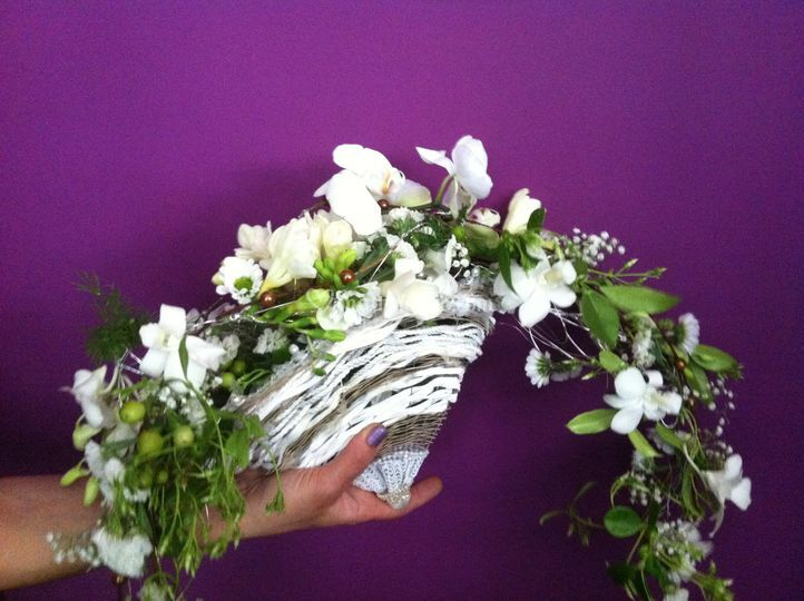 Bouquet ventaglio