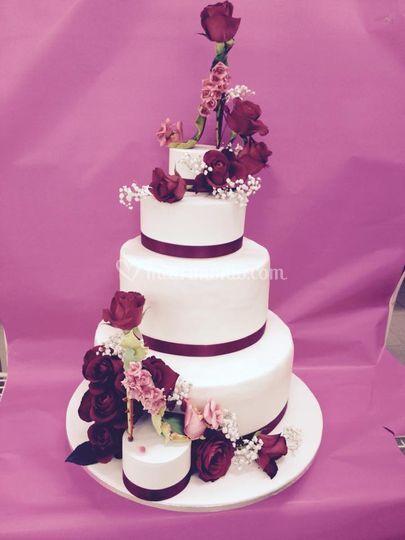 Wedding Cake scarpette
