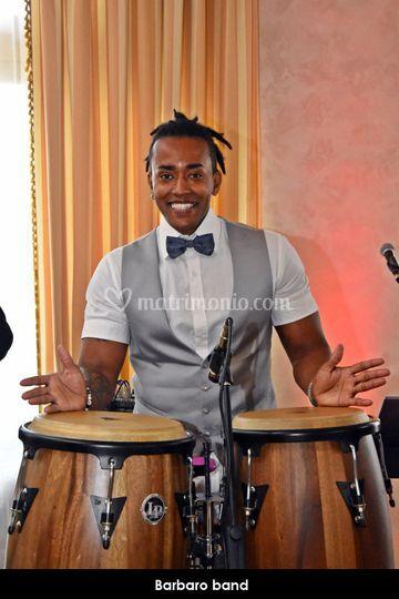 Flavio - percussioni