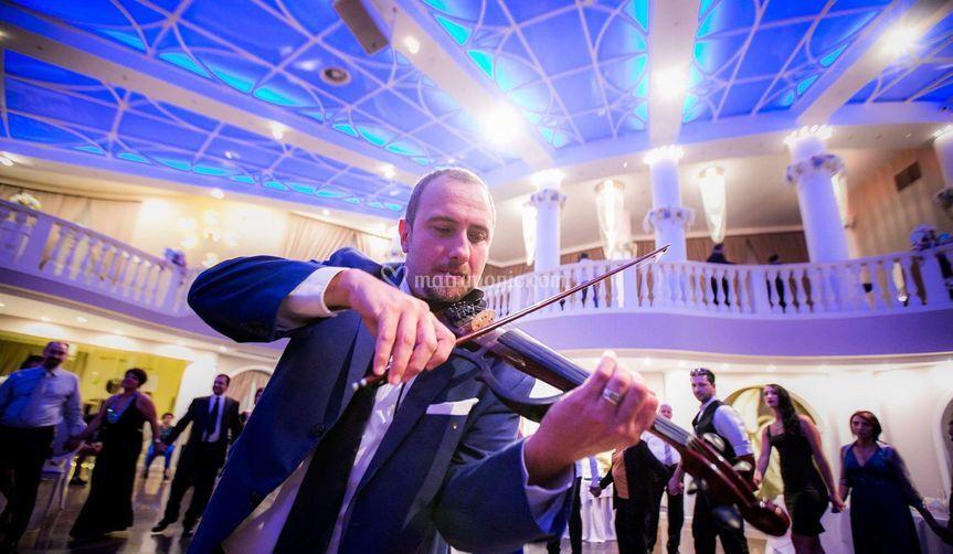 Ignazio - Live Violinist