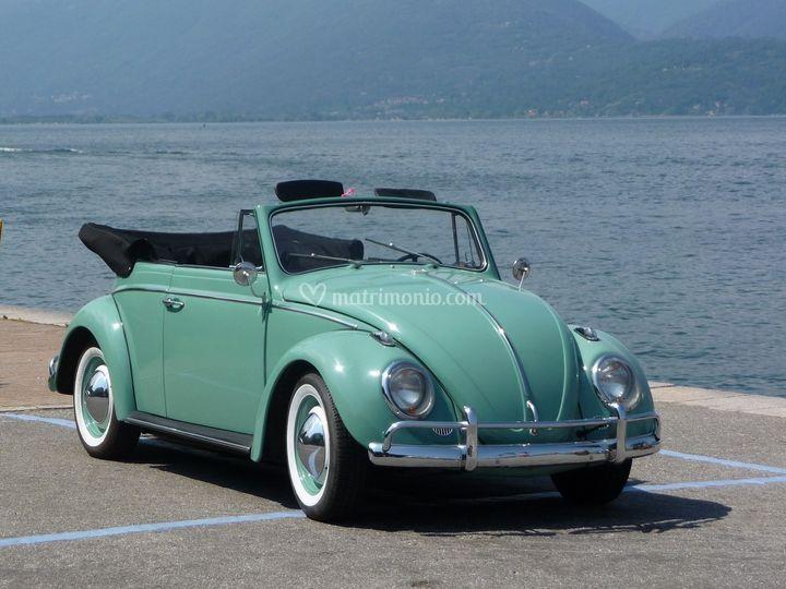 Maggiolino cabrio Tiffany 1963