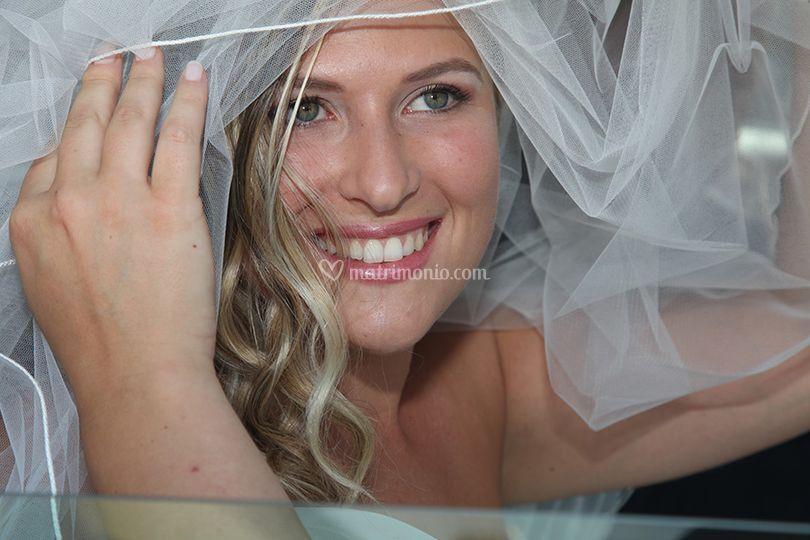 Make up sposa romantica
