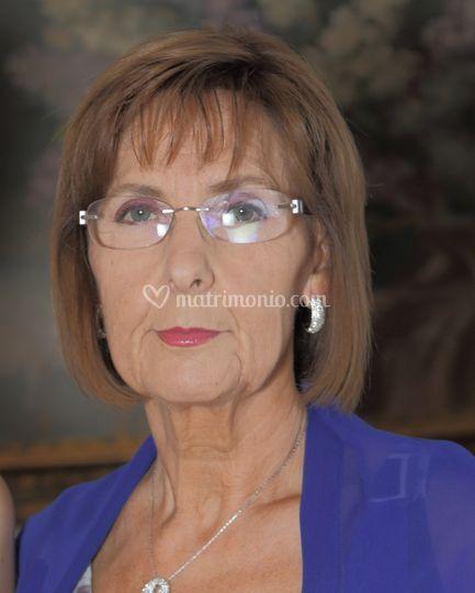 Mamma sposa make up