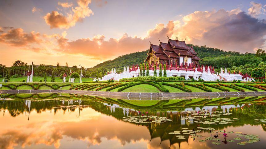 Chiang Mai, Thailandia