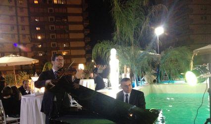 Rosario Mocera live pianobar