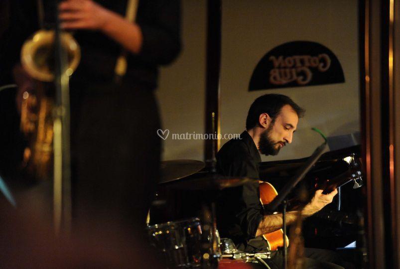 Stefano Arcuri - Bass