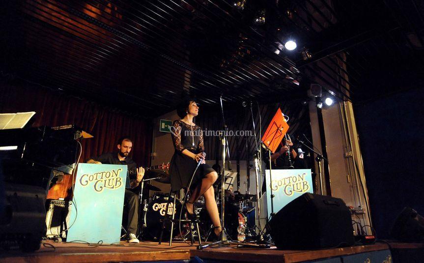 Live Cotton Club (Roma)