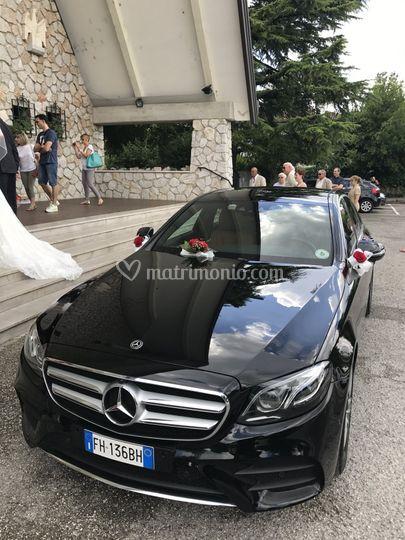 Mercedes e 350 amg line