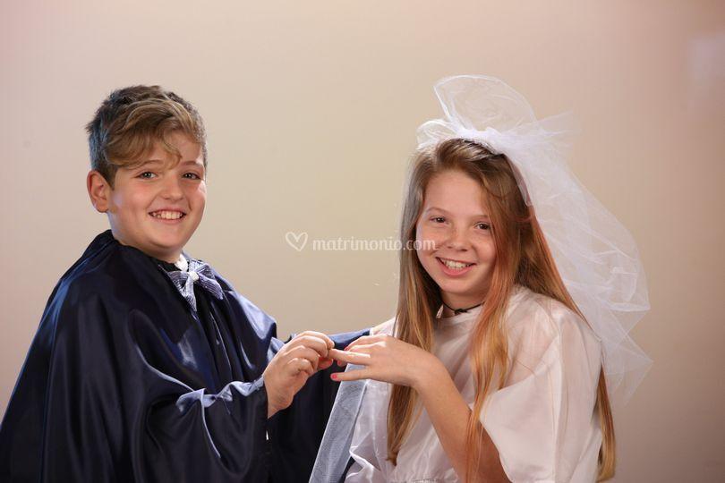 Sposi e sposine
