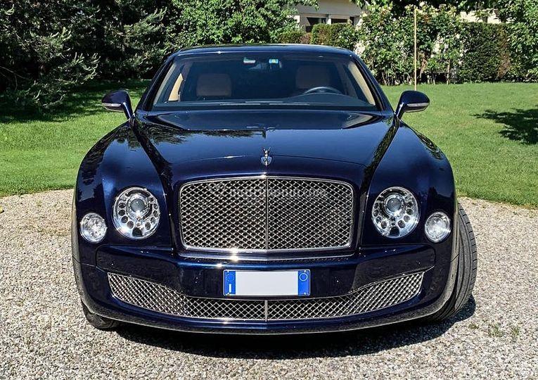 Bentley noleggio matrimonio