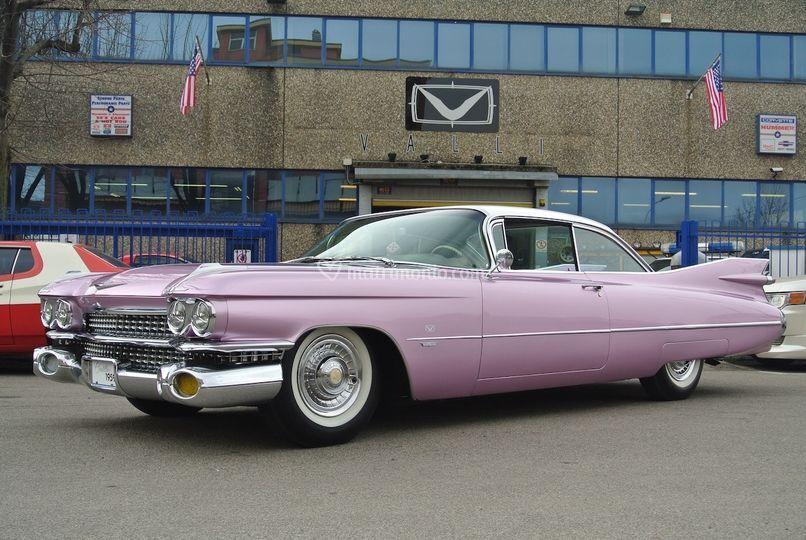 Cadillac noleggio matrimonio