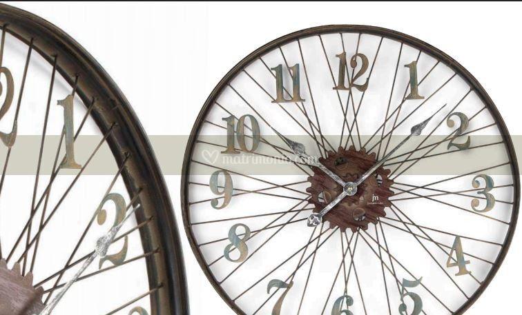 Orologio ruota diam.60
