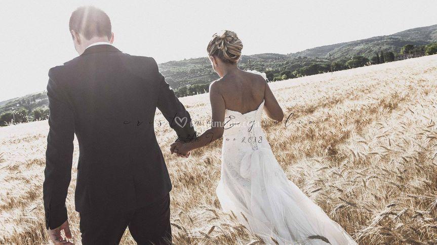 Puzzle wedding-bollicine wedd