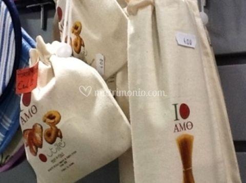 Tessuti per cucina di Regali di Alida e Silvia | Foto 6