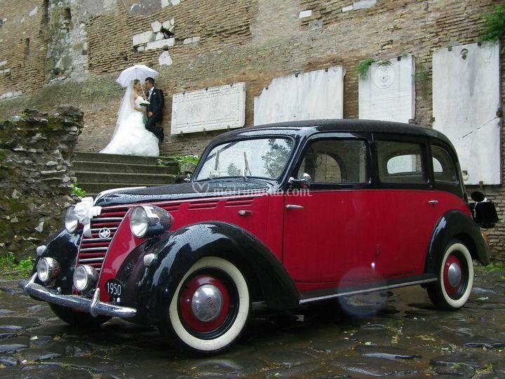 Fiat 1100 BLT 1950