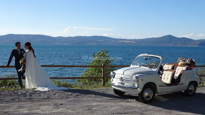 Fiat 600 Capri 1959