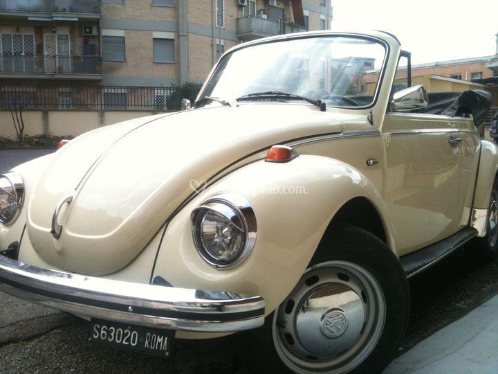 Maggiolino cabrio 1972