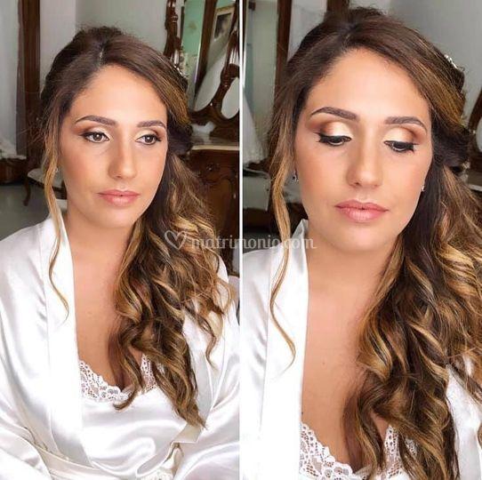 Makeup sposa Federica