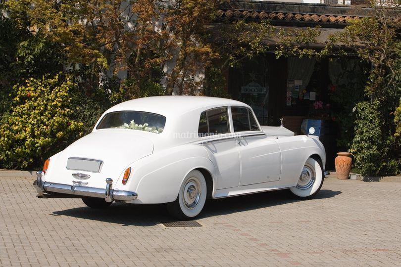 Rolls Royce S. Cloud