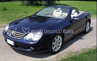 Mercedes Sl Cabrio