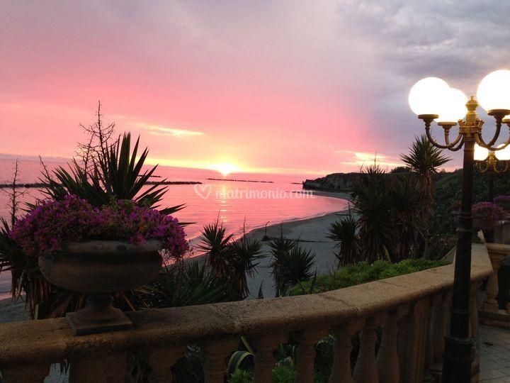 Romantici tramonti