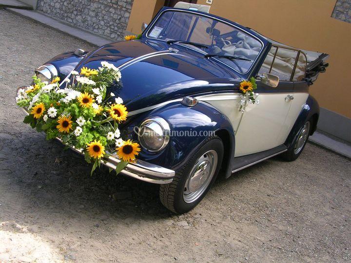 VW Maggiolino del 1970
