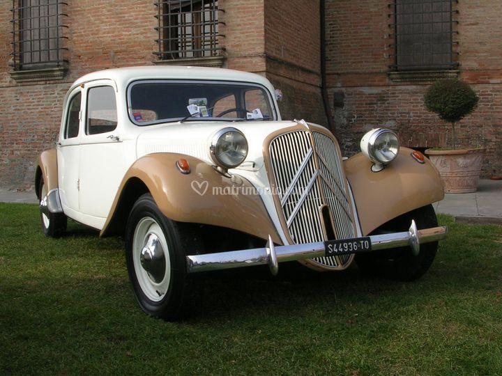 Traction avant del 1952