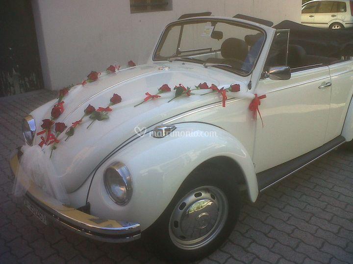 VW Maggiolino del 1971