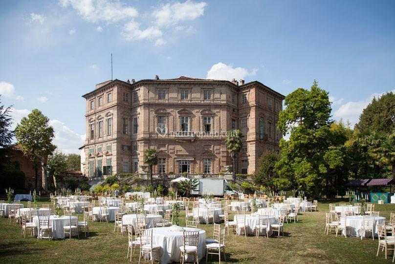 Location-Castello di Collegno