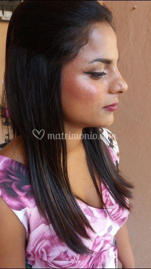 Makeup cerimonia