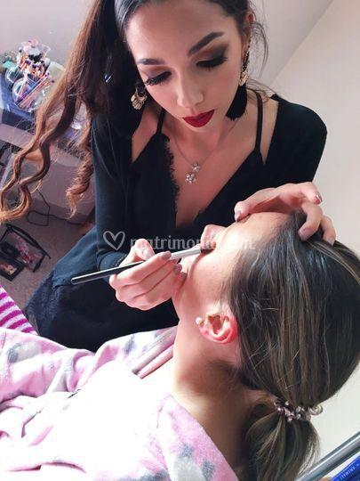 Marika Riccobene Make up