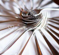 Posateria d'argento