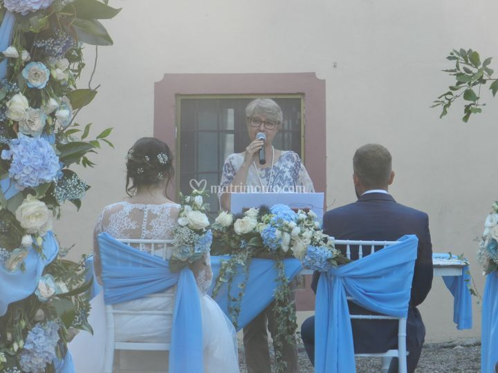 Cerimonia Marianna Alessandro