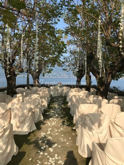 Wedding on Lake Maggiore