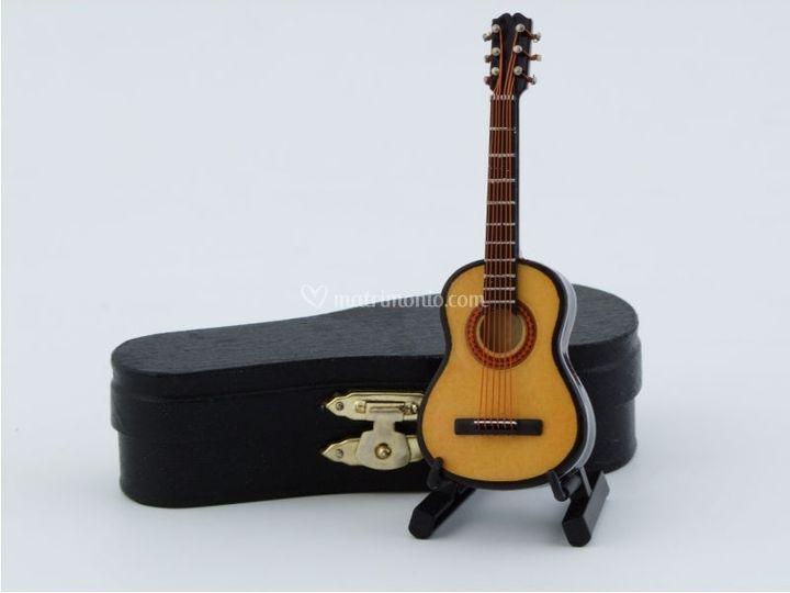 Chitarra classica 10 cm