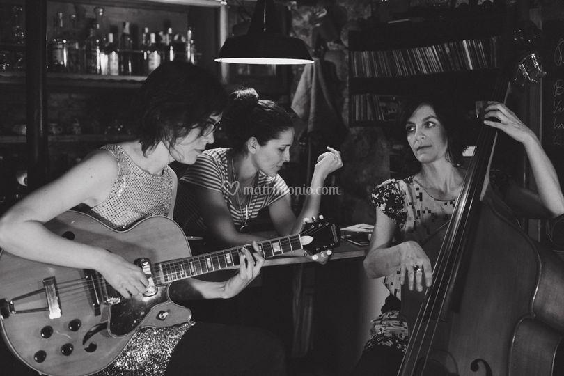 Blues Folk Band