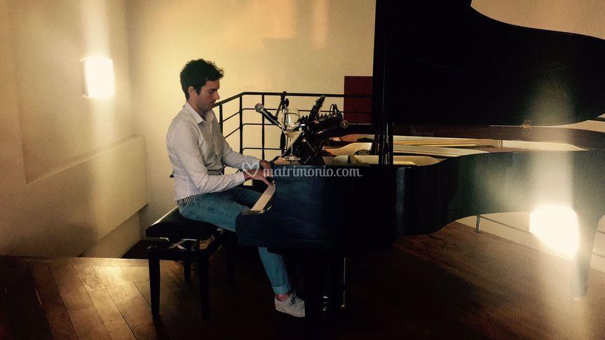Battista Live Music Pianoshow