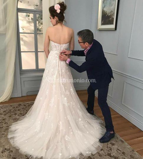 Sfilata Randy Fenoli Bridal