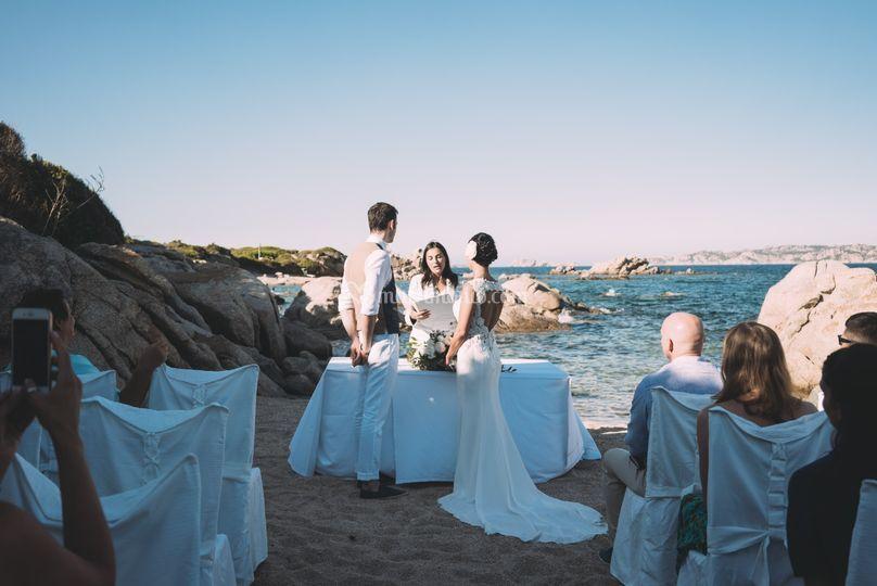 Celebrante in Sardegna