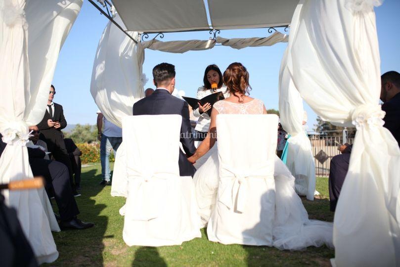 Matrimonio laico in Sardegna