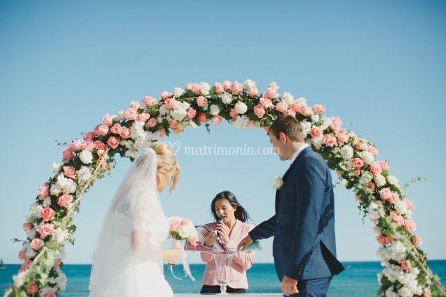 Celebrante matrimoni simbolici