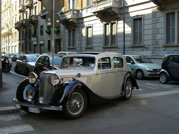 Jaguar 1 1/2 litre