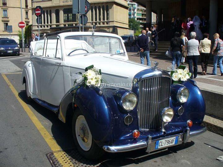 Bentley MKVI cabrio