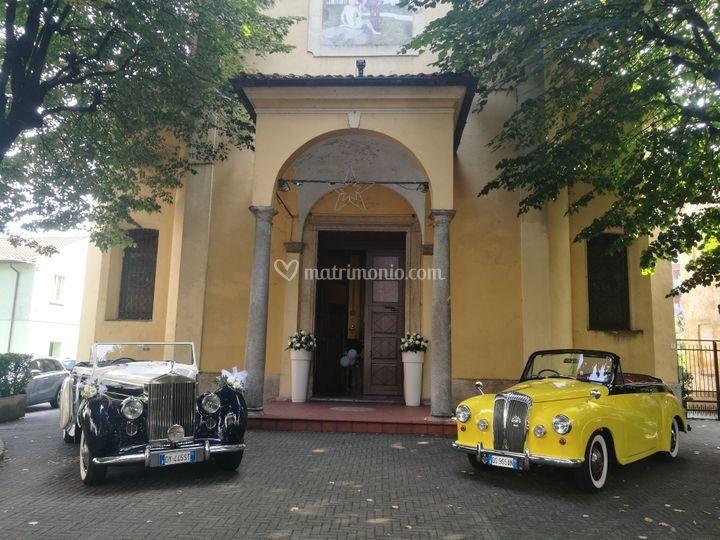 Rolls-Royce DHC e Daimler