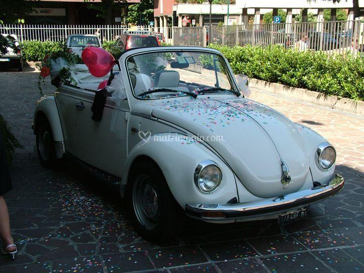 Maggiolone cabrio