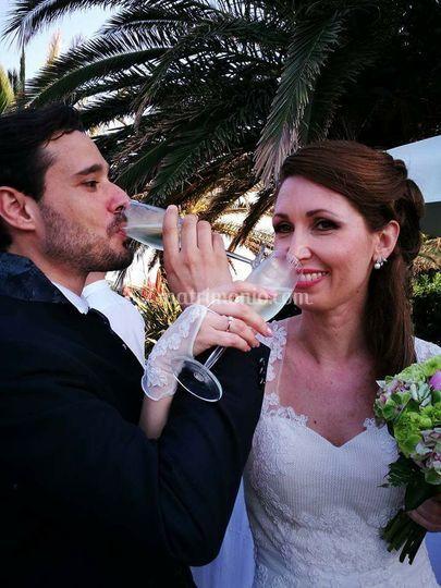 Daniela e Francesco