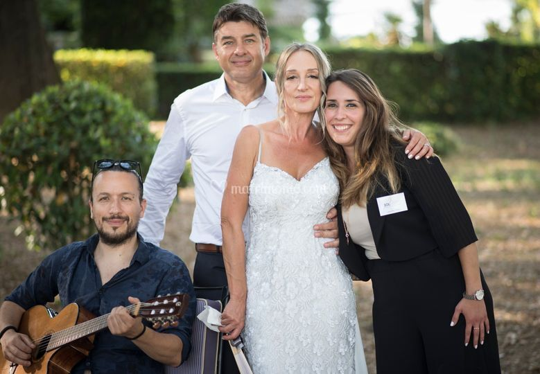 South-african wedding